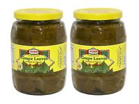 Ziyad Grape Leaves 2 Jars 16oz/454g by Al Amin Foods - ورق عنب زياد
