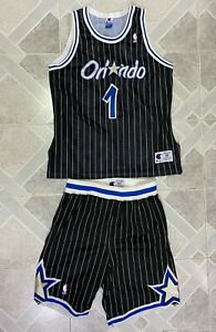 RARE! Authentic Champion Penny Hardaway Jersey (size 48) and Shorts (size 40)