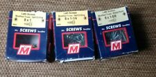 Midwest Fastener Lath Screws, Lot of 3 boxes
