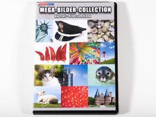 Mega-Bildercollection 2 DVD - Fotos Bilder Texturen Pics Grafiken 9,4 GB
