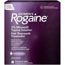 Rogaine Women's Hair Regrowth Treatment Liquid 2 fl oz. - 3 Month - 07/2024 Exp
