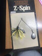 Vintage Zebco Z Spin