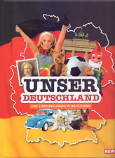 REWE Unser Deutschland Sticker Album komplett sehr viele Tierbilder