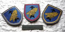 KLETT Konvolut Bundeswehr Verbandsabzeichen DSO, Luftlandebrigade 26 u. 31 Patch