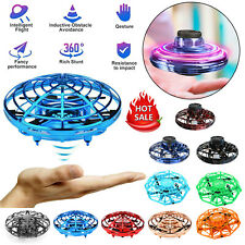 360° Mini Drone Smart UFO Aircraft for Kids Flying Toys RC Gesture-sensor Gifts
