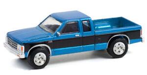 GREENLIGHT BLUE 1988 CHEVROLET S-10 EXTENDED CAB  [PRESALE]