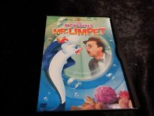 DVD - The Incredible Mr. Limpet - Great Condition