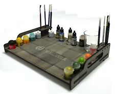 MDF Paint Station- 40k, Infinity, Boltaction, Warhammer, Warhammer40000, 30k