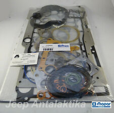 Engine Gasket Cover Kit Jeep Liberty KJ 2.8CRD 05-06 5143080AB New Genuine Mopar