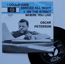 "SP Oscar Peterson  ""I coyld have danced all night"""