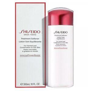 Shiseido Ginza Tokyo Treatment Softener Lotion Soin Equilibrante 10 oz 300 ml