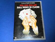 400.000 dollari sull'asso di cuori -  DVD SIGILLATO