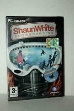 SHAUNWHITE SNOWBOARDING GIOCO NUOVO SIGILLATO PC DVD VERSIONE ITALIANA VBC 46036