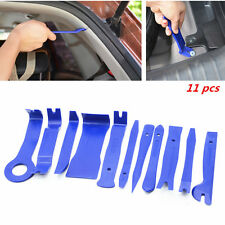 11pc Car Panel Audio Stereo GPS Trim Moulding Removal Install Door Clip Pro Tool