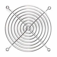 140 mm Fan Grill Chrome Metal Wire Protector Finger Guard PC Computer Case 140mm