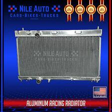 2 ROW DUAL CORE RACING FULL ALUMINUM RADIATOR FOR 95-99 DODGE/PLYMOUTH NEON