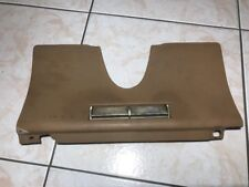 1970-1981 Firebird Trans Am Tan Lower Steering Column Cover With A/C