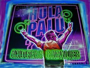 ANDREAS GABALIER - HULAPALU > NEU & OVP | Maxi Single CD Shop 111austria 😊