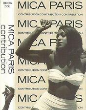 Mica Paris Contribution CASSETTE ALBUM Downtempo, Jazzdance, Disco, Acid Jazz
