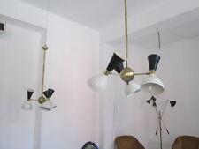 1 Chandelier LUCI design 50 60 Stilnovo arredoluce arteluce gauriche stile
