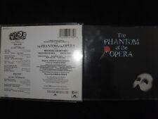 COFFRET 2 CD THE PHANTOM OF THE OPERA /