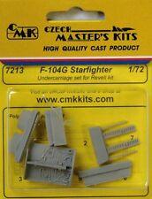CMK 1/72 F-104G Starfighter Undercarriage set for Revell # 7213