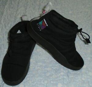 Adidas Originals Black Adilette Prima Shoe Slip On Atric Primaloft B41744 UK 7