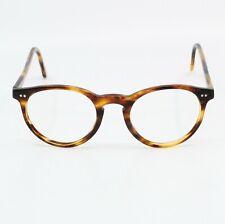 Vintage Polo 2083 5007 Tart Arnel Style Tortoise Eyeglasses Sunglasses 46-20