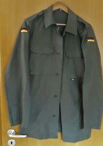 Feldjacke, Moleskinjacke, Original, BW, BUNDeswehr, oliv, NEU, Größe 10