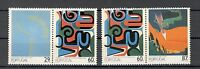 PORTUGAL-MNH TWO PAIRS-ART-1989.