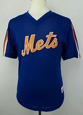Vintage Rare 80s Rawlings MLB New York Mets Baseball Jersey Size Adult Large L