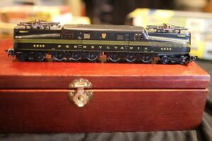 AHM GG-1 LIMITED EDITION #4935 in Wood Box Serial 2435
