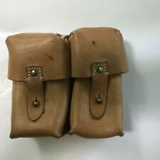 Yugo / Serb SKS Leather Double Ammo Pouch