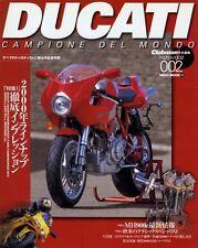 [BOOK] DUCATI campione del mondo 002 996RS 748R MH900e 900MHR bimota db1 Japan