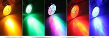GU 10 9w Dimmable LED colour lamp bulb gu10 bulb MR16 UK Stock in all colours