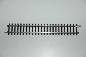 Märklin H0 2200 1 X Straight Track 180 MM Full Profile K Track Top Condition