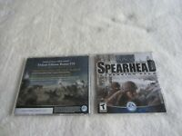Medal of Honor:  Allied Assault -- Spearhead Expansion Pack (PC, 2002)