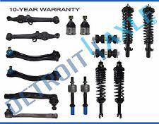16 Complete Front & Rear Struts & Suspension Kit 90-93 Honda Accord Exc. Wagon