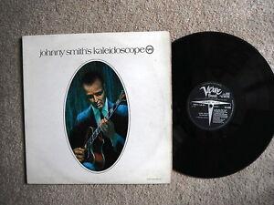 JOHNNY SMITH'S KALEIDOSCOPE RARE ORIG JAZZ LP VERVE MONO 1968 EXC