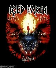ICED EARTH cd lgo Anguish of Youth DYSTOPIA Official SHIRT XL new