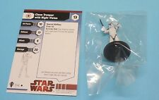 Star Wars Miniatures Galaxy At War Clone Trooper With Night Vision #22/40 NEW
