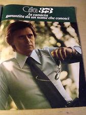 PUBBLICITA' ADVERTISING WERBUNG 1975 CASSERA 373 CAMICIA (E1308)