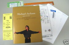 MICHAEL JACKSON MEMORIAL FUNERAL PROGRAM PACKAGE! BEWARE FAKES!