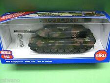 1:50 Siku Super 4913 Kampfpanzer Leopard Blitzversand per DHL-Paket