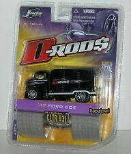 Jada D Rods 1947 Ford COE 47 Box Delivery Truck Wave 3 2006 CLTR 031 1:64 S