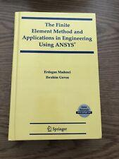 The Finite Element Method Applications Engineering