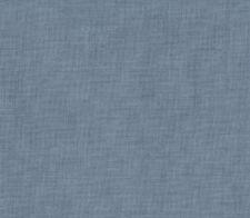 Moda tessuto francese Generale preferiti solido Guado blu-per 1/4 METRI