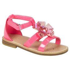 Toddler Girls Pink Gladiator Sandal by Bongo Size 11 NWT's