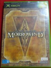 THE ELDER SCROLLS III 3 MORROWIND XBOX XBOX 360