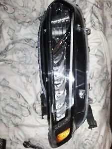 2018 2019 2020 Honda Accord Passenger RH Right Side LED Headlight OEM 0100